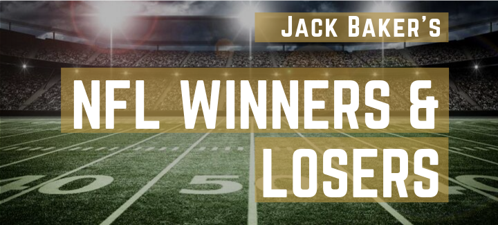 NFL WINNERS & LOSERS WEEK 2