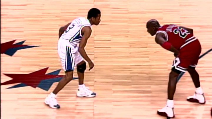 A Godking Could Bleed: The Night Allen Iverson Humbled Michael Jordan (for a few seconds)