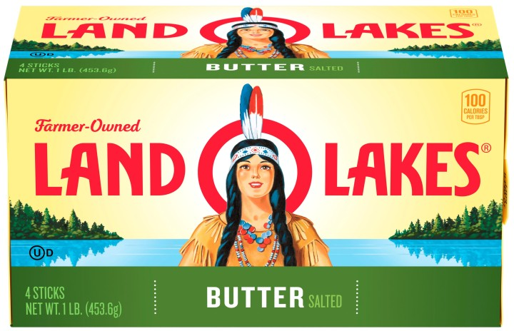 Minnesota Butter and the Droste Dimension: Farewell to the Land O' Lakes Mascot