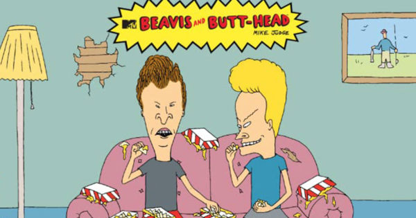 Beavis and Butthead Is Back to Save Us All
