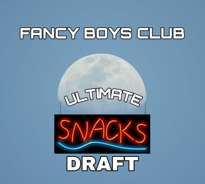 The Ultimate Snack Food Draft: Rounds 1 and 2