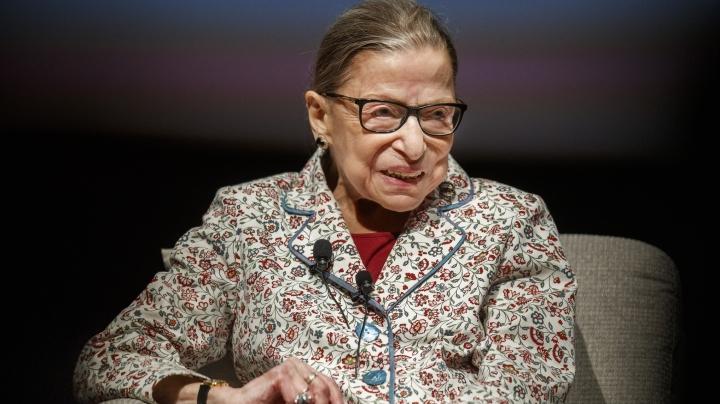 Ruth Bader Ginsburg(1933-2020)