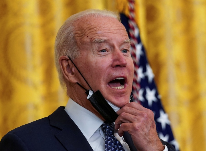 I Solve All Your Problems: You Don't Like Biden's VaccineMandate…