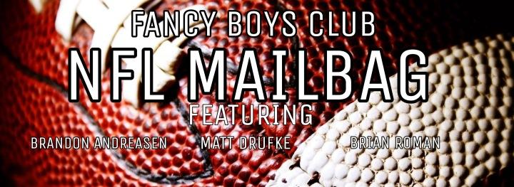 FBC NFL Mailbag Week5