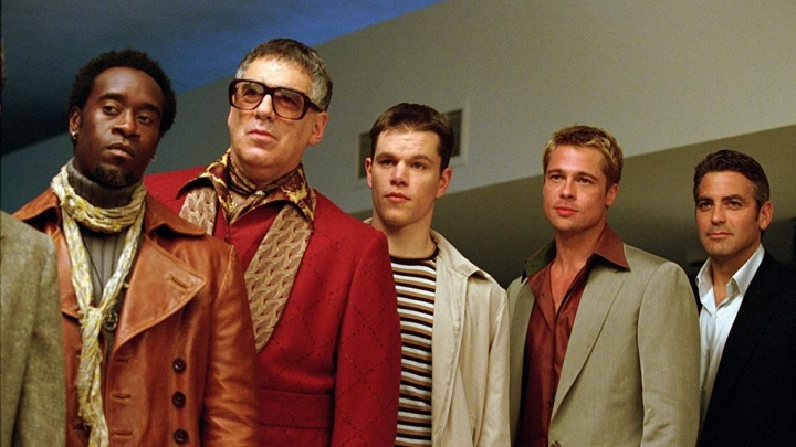 What Is The Best Movie From Each Of The Ocean's Eleven Actors: A DeepDive